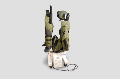 EOD Bomb Suit Dryers