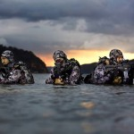 Australian Navy Clearance Divers