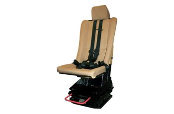 BLASTech Seating - Air Ride Seat