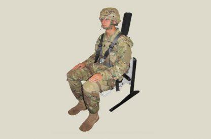 BlastRide Blast Mitigating Seat Technology
