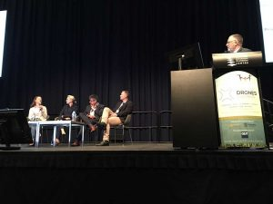 EPE Director Warwick Penrose spoke at World of Drones Congress_01