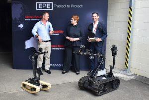 EPE hosts Minister Marise Payne and Trevor Evans MP