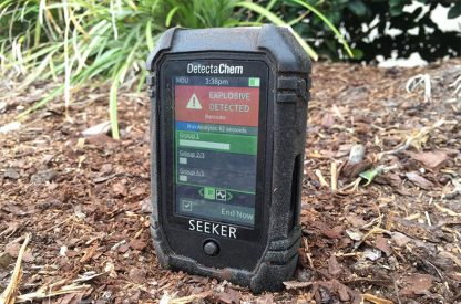 SEEKERe Explosive and Narcotics handheld Detector