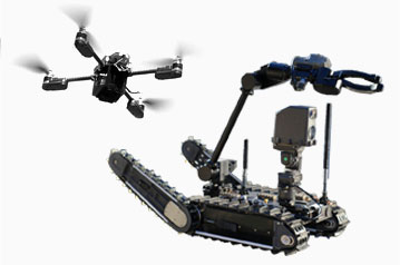 EPE. Trusted to Protect; Product Lines; Unmanned Systems Product Line Feature