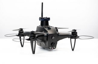 Nova | Smart Drone for Enhanced Situational Awareness