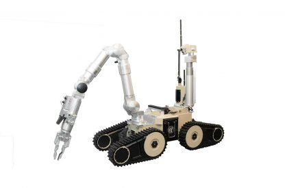 Andros FX   Highly Capable Large Sized Robot