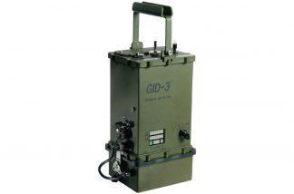 GID 3 Chemical Warfare Agent Detector