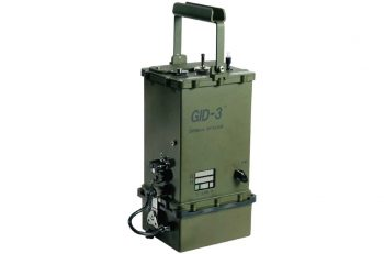 GID 3 Chemical Warfare Agent Detector